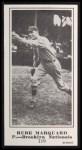 1916 M101-5 Blank Back Reprint #110  Rube Marquard  Front Thumbnail