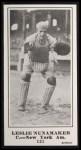 1916 M101-5 Blank Back Reprint #131  Leslie Nunamaker  Front Thumbnail