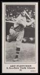 1916 M101-5 Blank Back Reprint #61  Art Fletcher  Front Thumbnail