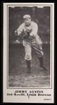 1916 M101-5 Blank Back Reprint #7  Jimmy Austin  Front Thumbnail