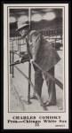 1916 M101-5 Blank Back Reprint #35  Charles Comiskey  Front Thumbnail