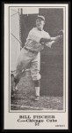1916 M101-5 Blank Back Reprint #58  Bill Fischer  Front Thumbnail