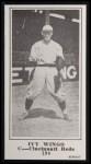 1916 M101-5 Blank Back Reprint #194  Ivy Wingo  Front Thumbnail