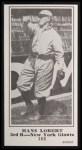 1916 M101-5 Blank Back Reprint #102  Hans Lobert  Front Thumbnail