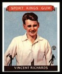 1933 Sport Kings Reprint #23  Vincent Richards   Front Thumbnail