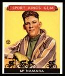 1933 Sport Kings Reprints #15  Reggie McNamara   Front Thumbnail
