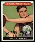 1933 Sport Kings Reprint #33  Eddie Burke   Front Thumbnail