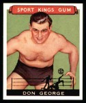 1933 Sport Kings Reprint #40  Don George   Front Thumbnail