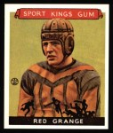 1933 Sport Kings Reprint #4  Red Grange   Front Thumbnail