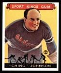 1933 Sport Kings Reprints #30  Ivan Ching Johnson   Front Thumbnail