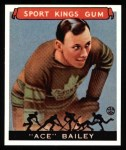 1933 Sport Kings Reprint #29  Ace Bailey   Front Thumbnail