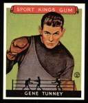 1933 Sport Kings Reprint #18  Gene Tunney   Front Thumbnail