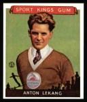 1933 Sport Kings Reprints #10  Anton Lekang   Front Thumbnail