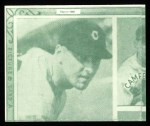 1935 Goudey 4-in-1 Reprints #8 A Ray Benge / Fred Fitzsimmons / Mark Koenig / Tom Zachary  Back Thumbnail