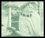 1935 Goudey 4-in-1 Reprints #8 G Billy Werber / Rick Ferrell / Wes Ferrell / Fritz Ostermueller  Back Thumbnail