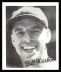 1936 Goudey Reprint #25  Bill Werber  Front Thumbnail