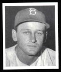 1948 Bowman REPRINT #43  Bruce Edwards  Front Thumbnail