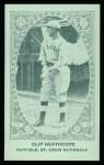 1922 E120 American Caramel Reprint #231  Cliff Heathcoate  Front Thumbnail