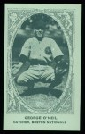 1922 E120 American Caramel Reprint #132  George O'Neil  Front Thumbnail
