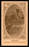 1922 E120 American Caramel Reprint #45  Joe Wood  Front Thumbnail