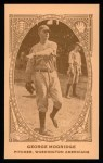 1922 E120 American Caramel Reprint #113  George Mogridge  Front Thumbnail