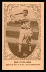 1922 E120 American Caramel Reprint #16  Eddie Collins  Front Thumbnail