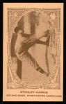 1922 E120 American Caramel Reprint #109  Stanley Harris  Front Thumbnail