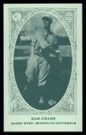 1922 E120 American Caramel Reprint #137  Samuel Crane  Front Thumbnail