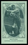 1922 E120 American Caramel Reprint #156  Max Flack  Front Thumbnail
