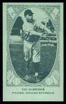 1922 E120 American Caramel Reprint #151  Victor Aldridge  Front Thumbnail