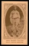 1922 E120 American Caramel Reprint #2  Shano Collins  Front Thumbnail