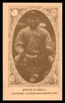 1922 E120 American Caramel Reprint #39  Steve O'Neill  Front Thumbnail