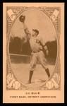 1922 E120 American Caramel Reprint #47  Lu Blue  Front Thumbnail