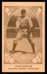 1922 E120 American Caramel Reprint #46  John Bassler  Front Thumbnail
