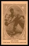 1922 E120 American Caramel Reprint #111  Joe Judge  Front Thumbnail