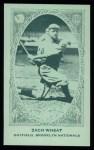 1922 E120 American Caramel Reprint #150  Zach Wheat  Front Thumbnail