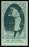 1922 E120 American Caramel Reprint #188  Emil Meusel  Front Thumbnail