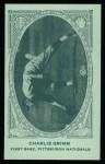 1922 E120 American Caramel Reprint #218  Charlie Grimm  Front Thumbnail