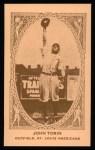 1922 E120 American Caramel Reprint #103  John Tobin  Front Thumbnail