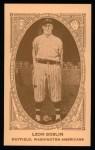 1922 E120 American Caramel Reprint #108  Goose Goslin  Front Thumbnail