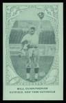 1922 E120 American Caramel Reprint #183  Bill Cunningham  Front Thumbnail