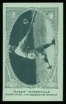 1922 E120 American Caramel Reprint #220  Rabbit Maranville  Front Thumbnail