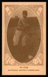 1922 E120 American Caramel Reprint #48  Ty Cobb  Front Thumbnail