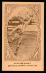 1922 E120 American Caramel Reprint #7  Michael Menosky  Front Thumbnail