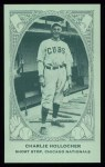 1922 E120 American Caramel Reprint #159  Charles Hollocher  Front Thumbnail