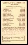 1922 E120 American Caramel Reprint #37  Stuffy McInnis  Back Thumbnail