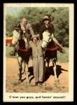 1959 Fleer Three Stooges #70   C'mon you Guys Quit Horsin' Front Thumbnail