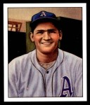 1950 Bowman REPRINT #14  Alex Kellner  Front Thumbnail