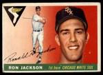 1955 Topps #66  Ron Jackson  Front Thumbnail