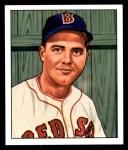 1950 Bowman REPRINT #186  Ken Keltner  Front Thumbnail
